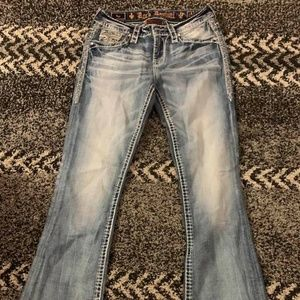 Rock Revival Yui Easy Boot Stretch Jean NWOT